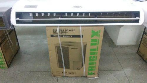 Aire acondicionado piso techo 5 toneladas frigilux tienda fi