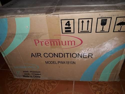 Aire acondicionado premium 18000 btu