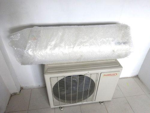 Aire acondicionado split 24000 btu premium usado casi nuevo