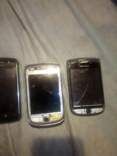Blackberry para repuesto o reparar