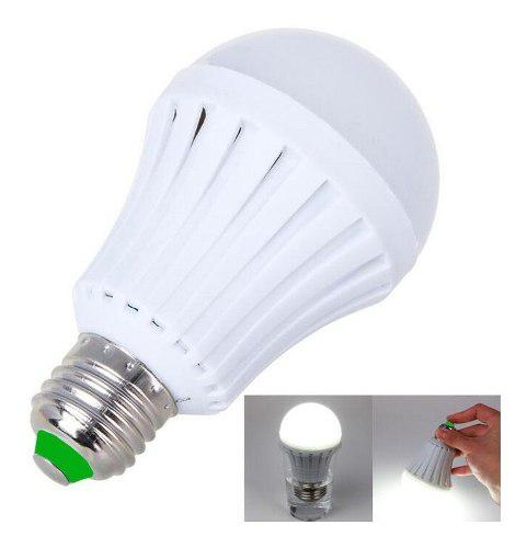 Bombillo lampara led recargable 9 w 20 luces led 3 a 4 horas
