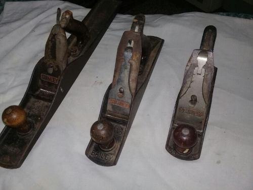Cepillos de carpintería