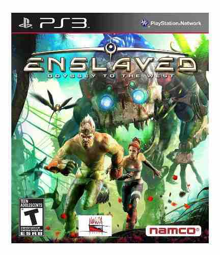 Ps3 enslaved odyssey to the west playstation 3 nuevo