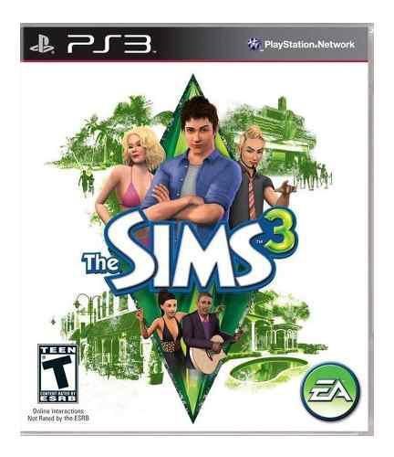 Ps3 the sims 3 playstation 3 juego nuevo