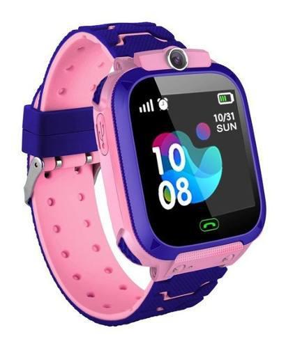 Reloj niña gps localizador inteligente smart watch z5