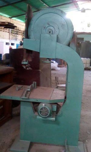 Sierra para carpinteria trifasica