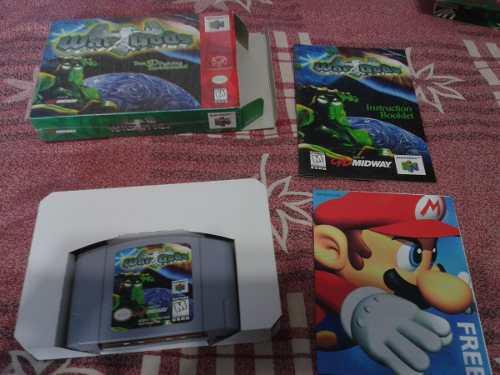 War Gods Para Nintendo 64