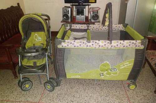 Corral y coche cutte baby combo o separado oferta 85$ ambos