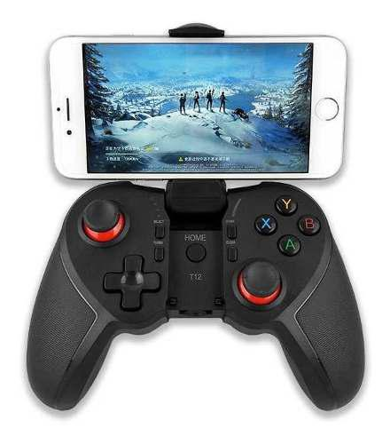 Gamepad control t12 inalámbrico para móviles, pc, smart