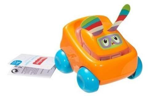 Fisher price carrito buggie para bebe con luces y sonidos