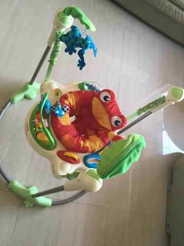 Jumpero rainforest fisher price saltador