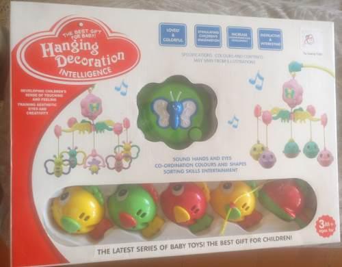 Movil juguete bebe c/sonidos movimientos envio gratis