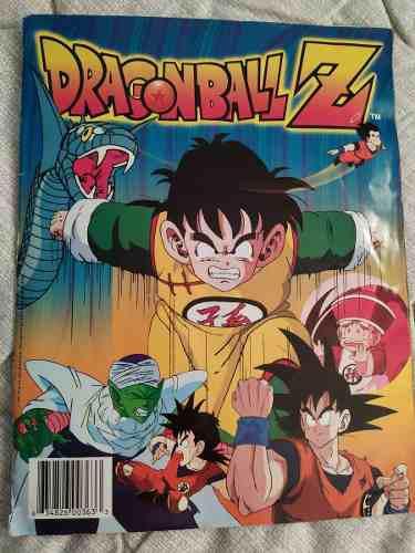 Album Completo Dragon Ball Z 1 Navarrete 1998