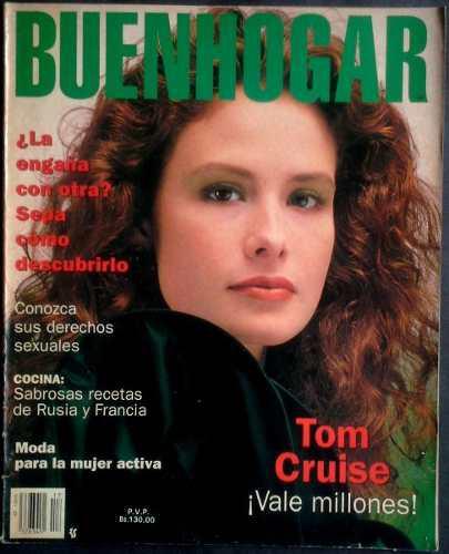 Coleccionable Revista Buenhogar Agosto 11,1992 Año 27 N°17