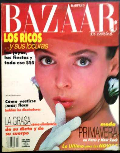 Coleccionable Revista Harper's Bazaar Año 9 N°3-4