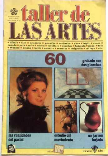 Fascículo Coleccionable Vintage Taller De Las Artes N° 60
