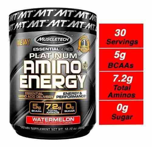 Mezclador De Aminoácidos Amino Energy #18 Tienda Fisica