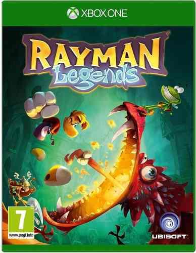 Rayman legends xbox one original digital