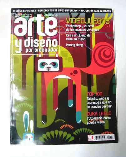 Revista Arte Y Diseño N° 104 Con Cd Nuevo