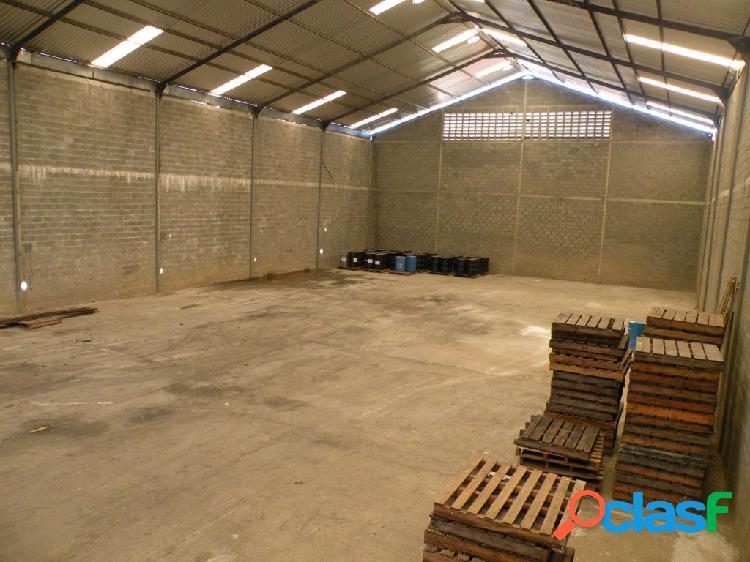 Se vende galpon industrial palavecino rah: 20-397