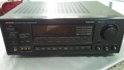 Amplificador receiver marca onkyo 5.1