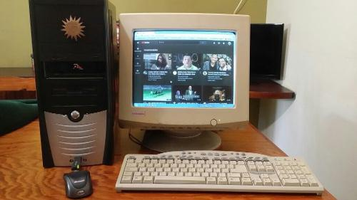 Computadora pentiun 4 cpu. 2.36ghz completa