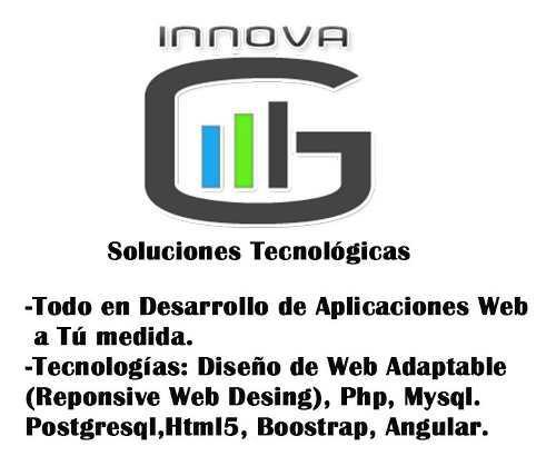 Desarrollo aplicaciones web php laravel jscript jquery mysql