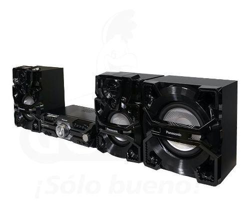 Equipo de sonido panasonic mini scakx910puk nuevo