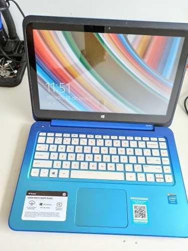 Laptop hp stream 14 pulgadas como nueva (170 manzanas)