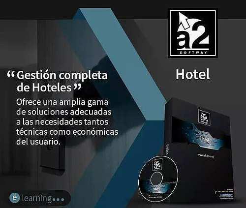 Licencia a2 softway (suite hotel) (750)