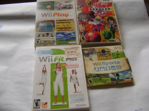 Video Juegos Originales Para Nintendo Wii Usados Exce Condic