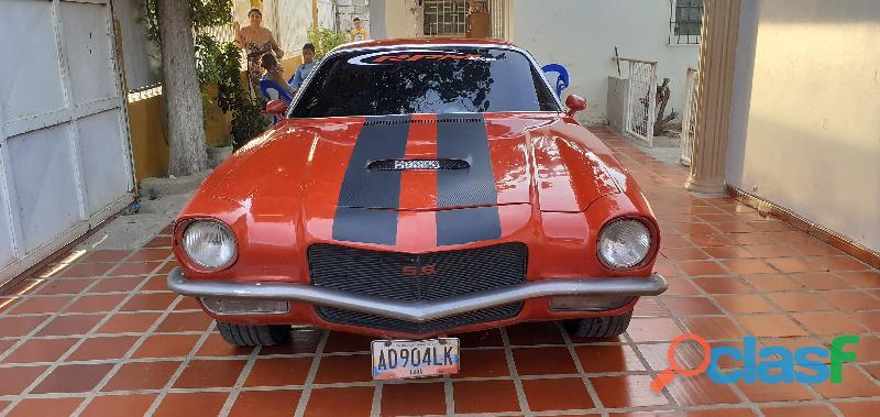 Se vende camaro 1971