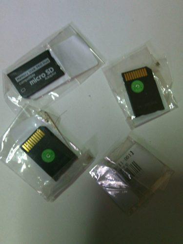 Adaptador memoria produo 2 piezas (8vs)