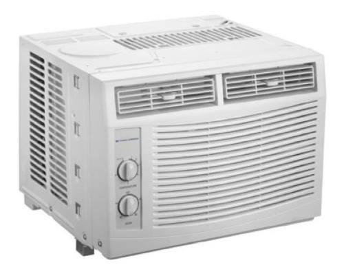 Aire acondicionado ventana 5000btu-110v master cooling