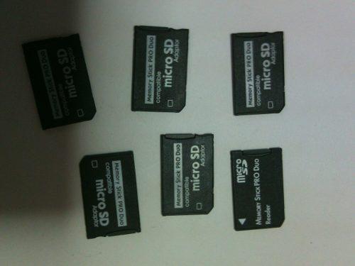 Memoria produo 8gb con adaptador nuevas (15vs)