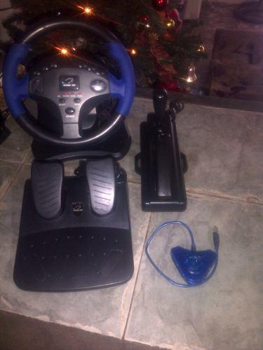 Volante gt4 playstation 2 y 3