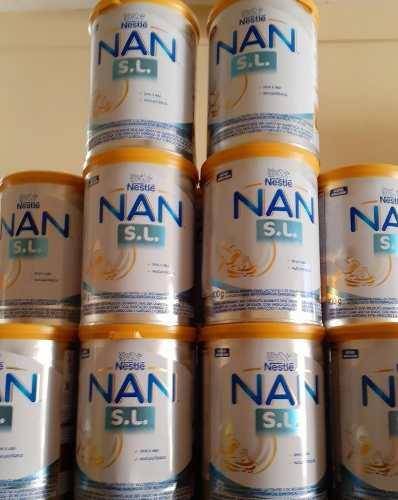 Formula nan sin lactosa 16verd