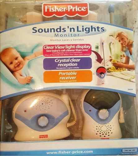 Radio para bebes fisher price