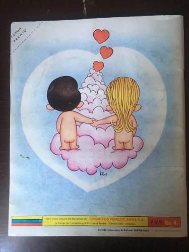 Ae album vintage 1983 love is... amor es...