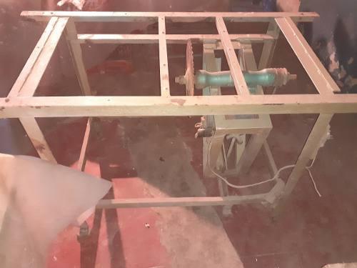 Cierra de mesa para carpintería