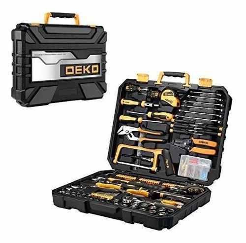 Dekopro kit herramienta repara cion para hogar juego