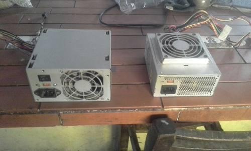 Fuente de poder pc 600w y 500w
