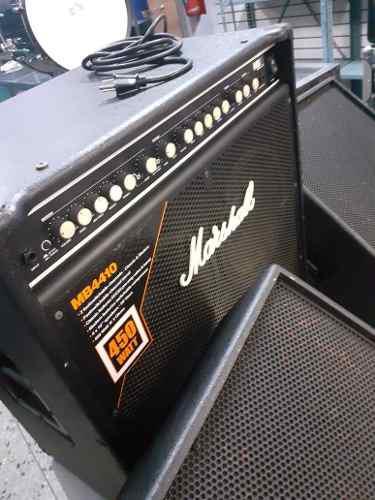 Amplificador para bajo electrico. mb4410 450watt