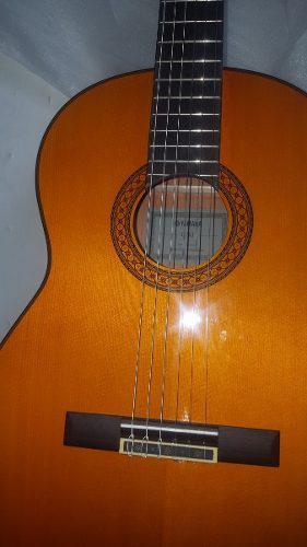 Guitarra Acustica Yamaha C-80 Totalmente Nueva Oferta 200§