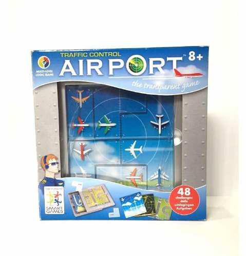 Juego de mesa airport traffic control (aeropuerto)