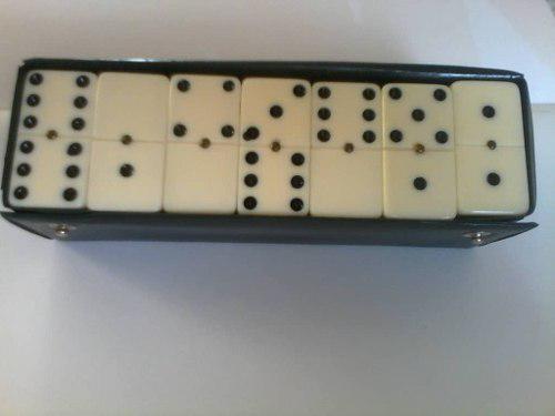 Juego domino profesional original nuevo (10 verdes)