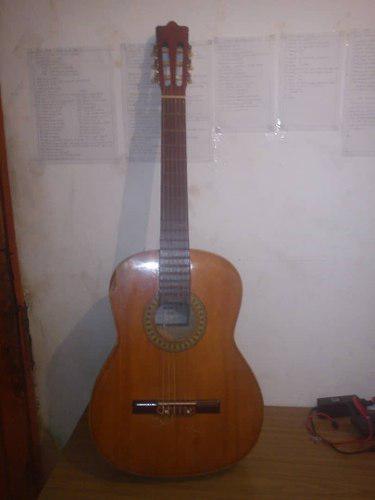 Remate guitarra clasica yamaha c80 con estuche negociable