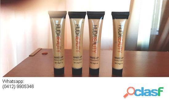 Base hynda beauty hidratante maquillaje cosmeticos
