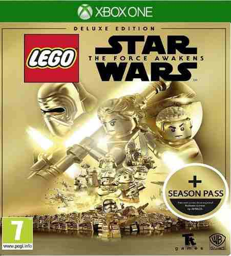 Lego star wars the force awakens deluxe xbox one original