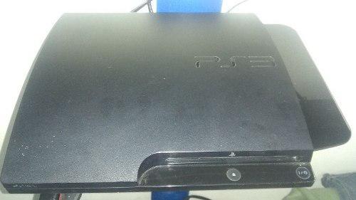 Playstation 3 de 320gb 5 juegos 2 controles (110vrds)